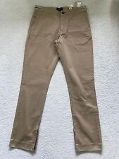 Paul Smith Tube Pantalon avec tirette détaillé pour taille 32 R