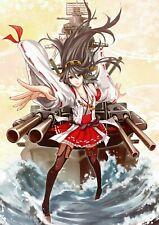 "Anime Wall Calendar 2020 (12 page 8""x11"") KANTAI GIRLS SHIPS Art Manga A2-8018"