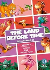 The Land Before Time The Anthology Volume 2 Vol Two Films 5 6 7 8 R4 DVD