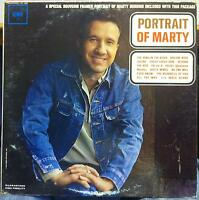 MARTY ROBBINS portrait of LP Mint- CL 1855 Vinyl 1962 Record