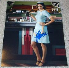 LYNDSY FONSECA SIGNED AUTOGRAPH AGENT CARTER 8x10 PHOTO B w/EXACT VIDEO PROOF