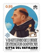 предпродажная Ватикан марки  Vaticano 2016 -VIII ° ORDINE PREDICATORI DOMENICANI