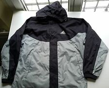 Imperméable Coupe Vent enroulable style K-Way ADIDAS 12 ans