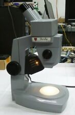 Ao American Optical Spencer Forty Stereo Vintage Microscope