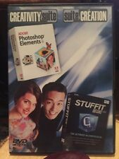 Adobe Photoshop Elements 6 & Stuffit Delux 2009
