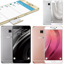 "Original Samsung Galaxy C7 C7000 5.7"" 16MP 4GB RAM Unlocked 4G LTE SmartPhone"