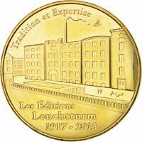 """Médaille touristique JETON  """" Editions Leuchtturm """" 2013 Monnaie de Paris"""