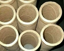More details for 6 heavy duty cardboard tubes 5mm thick/ posting/arts and crafts/ projects