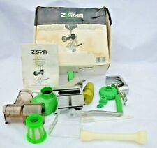 Tribest Z Star Manual Juice Extractor Juicer