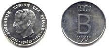 + BELGIQUE . BAUDOUIN . 250 FRANCS LEGENDE FLAMANDE . 1976