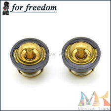 72℃ Radiator ATV Cooling water thermostat temperature Sensor valve For Chunfeng