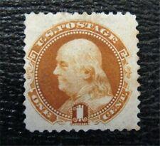 nystamps US Stamp # 133 Mint OG H $325   U11x292