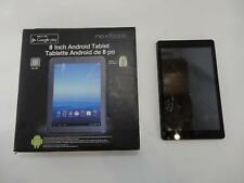 "Nextbook NXA8QC116 Ares 8 Android Tablet 8"" Display 8GB Wi-Fi READ!!!"