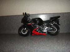 Yamaha Yzf R1Racing~Model Bike Motorcycle~Black/Red/Silv er~Size 7in (L)x 4in (H)