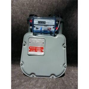 Elster American Meter AC-250 Diaphragm Gas Meter 250 Ft^3/Hr Capacity, No Box