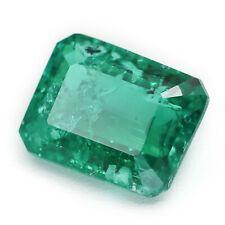 2.1ct Biron Hydrothermal Emerald Lab Created Loose Stone