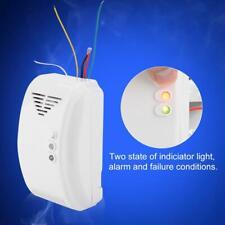 12V Gasmelder Gaswarner Gasalarm Gasdetektor für Butan Propangas Erdgas CO Neu♥