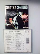SINATRA FRANK - SWINGS -  CD
