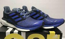 Adidas Mens Sz 7 Energy Boost M Blue Black Steel Running Shoe Sneaker CP9539