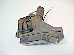 VW Super Beetle fresh air flaps box controller 73 - 79 yr 133819567B