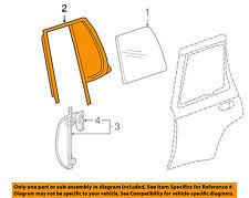 Chevrolet GM OEM 02-09 Trailblazer Glass-Rear Door-Fixed Window Right 25949488