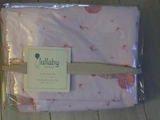 Lullaby Bedding Ballerina Full/Queen Percale Duvet Set All pink