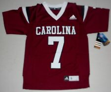 SOUTH CAROLINA GAMECOCKS ADIDAS REPLICA FOOTBALL JERSEY #7 YOUTH S M L XL BOYS