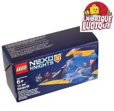 Lego - boite Nexo Knights la station de combat shield bouclier arme 5004389 NEUF