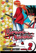 Complete Set Series - Lot of 28 Rurouni Kenshin books Nobuhiro Watsuki YA Manga