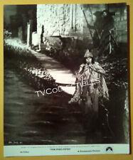 8x10 Photo~ THE PIED PIPER ~1972 ~Pop-singer Donovan w rats