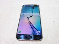 Samsung Galaxy S6 Edge SM-G925A 32GB Black AT&T Smartphone Screen Burn-In
