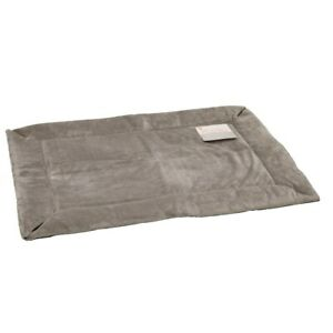 "K&H Pet Products Self-Warming Crate Pad Small Gray 20"" x 25"" x 0.5"" KH7912"
