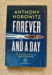 Anthony Horowitz Forever And A Day Hardback