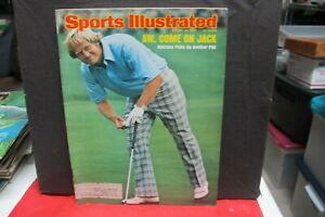 Sports Illustrated Magazine ~ Aug 18 1975- JACK NICKLAUS Picks up another PGA