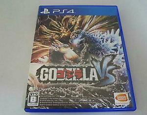 PS4 Godzilla VS Bandai Namco Entertainment PlayStation 4