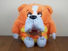 """KooKoo Kennel 12"""" Orange St. Bernard Stuffed Animal Plush Dog Doll *New W/ Tags*"""