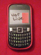 Sleepless -Sean (T.I.) Screen Used Red cell phone W/case prop W/COA