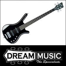 Warwick Rockbass Corvette 4 String Passive Bass Black High Polish RRP$1099