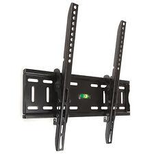 "Compact Tilt TV Wall Bracket Vesa Mount for LCD LED Plasma Television 26 – 50"""