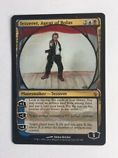 Magic the Gathering Mirrodin Besieged Tezzeret, Agent of Bolas Artist Modified