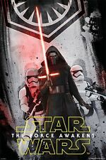Star Wars VII The Force Awakens - Kylo Ren POSTER 61x91cm NEW * First Order