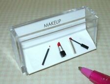 Miniature Amazing Makeup - Lip Liner, Lipstick, Lip Gloss (RED): DOLLHOUSE 1/12