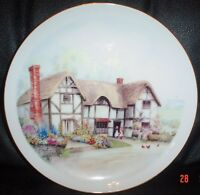 Cottages Of Rural England GREAT LUDDINGTON Collectors Plate