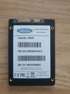 Origin Storage 256GB SSD  2.5in SATA