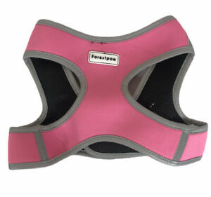 Forestpaw Dog Harness Collar Size Large Pink