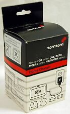 NEW GENUINE TomTom AC Travel Charger Home Power Adapter GO 300 500 710 910 RIDER
