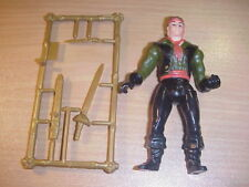 Hook (Mattel) - SWASHBUCKLING PETER PAN - Action Figure - Complete! New