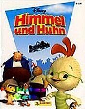 PANINI - Himmel und Huhn -  kompl. loser Satz und Leeralbum