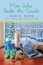 Miss Julia Rocks the Cradle-ExLibrary