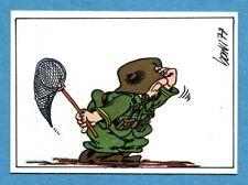 [GCG] STURMTRUPPEN - Corno 1977 - Figurina-Sticker - n. 215 -New
